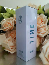 ❤️KENZO TIME FOR PEACE Eau de Toilette 3.4oz 100ml,sealed!