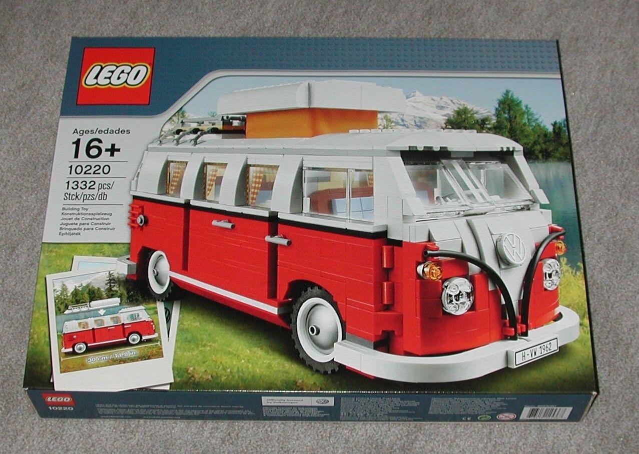 LEGO Creator 10220Volkswagen T1 Campingbus Campingbus Campingbus Neu & OVP 3a1c2c