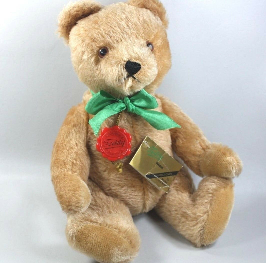 Vintage Teddy Bear - Original Hermann