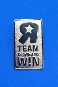 Toys-R-Us-R-Team-Playing-To-Win-New-Sealed-Pin