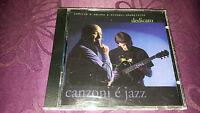 CD Camillo D Ancona & Michael Sagmeister / Canzoni e Jazz - dedicato - Album