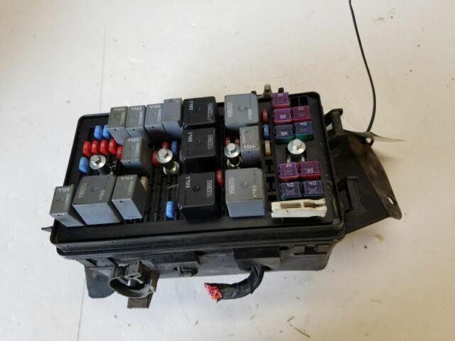 Fuse Box Engine Fits 05 Allure 1120605