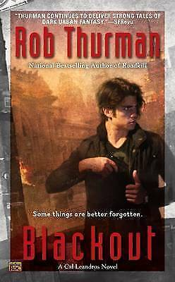1 of 1 - Blackout (Cal Leandros, Book 6)-ExLibrary