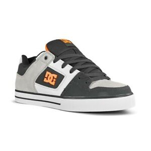 DC-Shoes-Pure-Dark-Grey-Orange