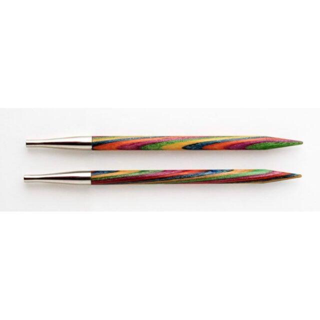 KnitPro austauschbare Nadelspitzen Rundstricknadel Symfonie Holz alle Größen