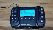 M-AUDIO Black Box Guitar Performance Record USB System w/ Manual & Power Supply