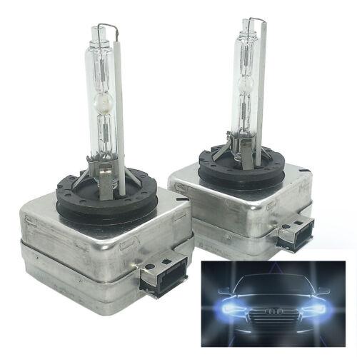 2x HID Xenon Headlight Bulb 6000k Ice D1S Fits Opel AMD1SDB60VA