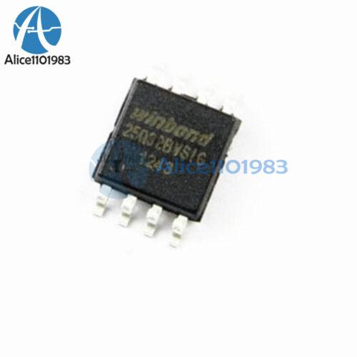 5PCS W25Q32BVSIG W25Q32BVS 32M-bit Serial Flash Memory