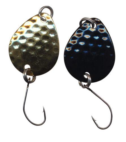 FTM Bilg Spoon 1,7g verschiedene Farben Neuheit Fishing Tackle Max New