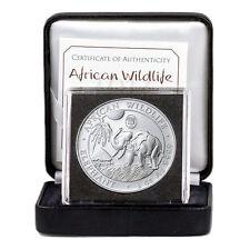 2017 Somalia 1 oz. Silver Elephant - Berlin Fair Privy ProofLike In OGP SKU45546
