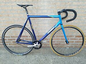 Guru Pista Fixed Gear NJS single Speed Track velodrome  Bike