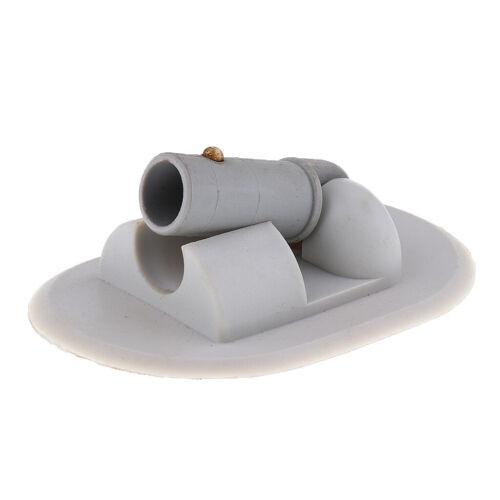 Sun Shelter PVC Deckhalterung für Schlauchboot Bimini Top Markise