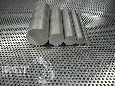 Aluminium HOCHFEST Rund Ø 10-150mm AlZnMgCu1,5 Länge wählbar