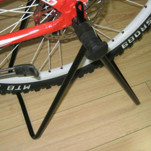 Bicycle Trainer Stationary Bike Cycle Stand Indoor Exercise Hi-Quality FoldabZJA