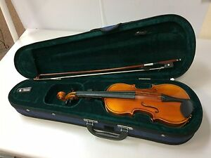 Karok Brand 1/8 Size Violin with Case and Bow