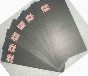 3pcs-99-99-Pure-Graphite-Electrode-Rectangle-Plate-Sheet-50-40-3mm-EV-32