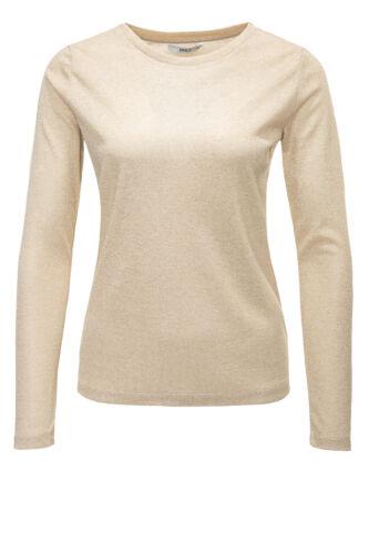 Only Damen Langarmshirt Longsleeve T-Shirt Shirt O-Neck Damenshirt SALE /%