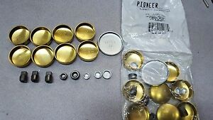 Block Parts Pioneer PE185BR Expansion Plug Kit