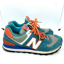 Size 7.5 - New Balance 574 Turquoise for sale online   eBay