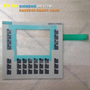MEMBRAN KEYPAD FÜR SIEMENS SIMATIC OP177B 6AV6642-0DA01-1AX1 //// 6AV6 642-0DA01