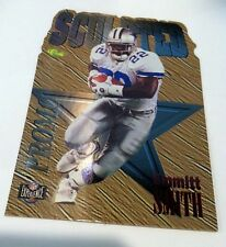 EMMITT SMITH 1996 Classic NFL Experience WHITE Jersey PROMO SP Sample RARE