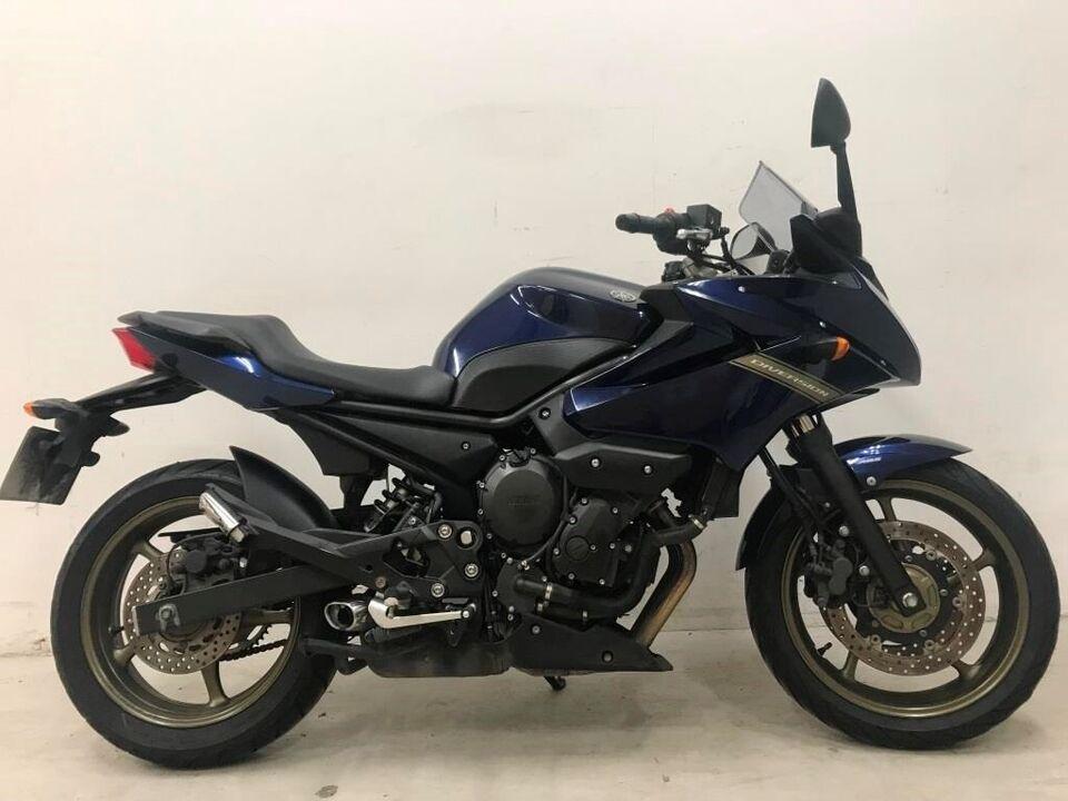 Yamaha, XJ6 DIVERSION S ABS, ccm 600