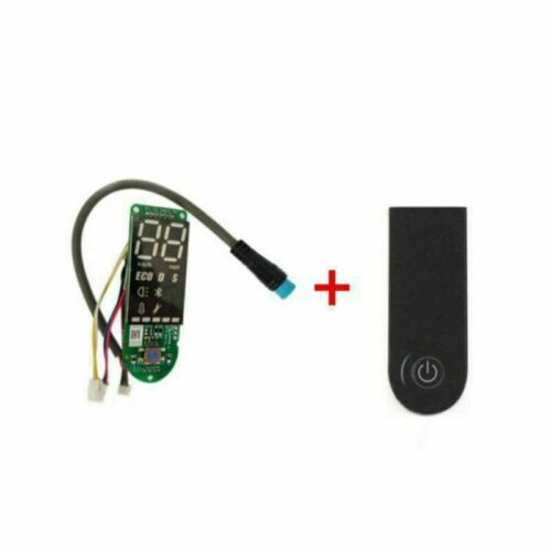 Dashboard Cover Case For Xiaomi Mijia M365 Pro Scooter Bluetooth Circuit Board