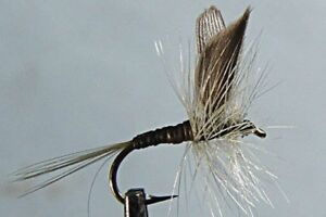 1 x Mouche de peche Noyée Grenadier H14 fliegen mosca fly wet