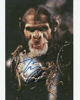 TIM ROTH Signed 10x8 Photo PLANET OF THE APES & PULP FICTION COA