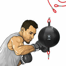 Adjustable Double End MMA Boxing Training Gear Punching Speed Ball Bag Hot!