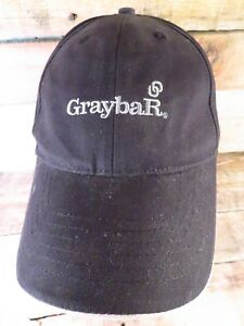 GRAYBAR-Networking-Products-Adjustable-Adult-Cap-Hat
