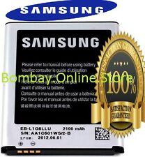 ORIGINAL SAMSUNG BATTERY FOR GALAXY S3 S III i9300 EB-L1G6LLU 2100mah