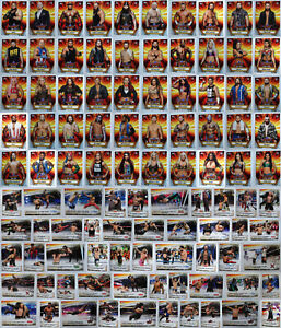 2019-Topps-WWE-SummerSlam-Wrestling-Cards-Complete-Your-Set-You-Pick-1-100