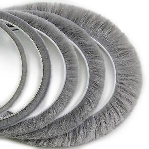 10m guarnizione spazzola autoadesivo porte scorrevoli armadi escludere polvere ebay. Black Bedroom Furniture Sets. Home Design Ideas