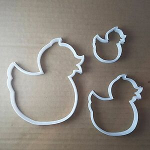 Duck-Duckling-Bird-Chick-Shape-Cookie-Cutter-Animal-Biscuit-Pastry-Fondant-Sharp