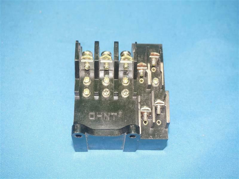 Aexit JR36-20 6.8-11A Relays 3 Pole 1 NO 1 NC Motor Protector Electric Thermal Overload Accessory Power Relay Authorized