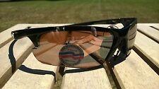 Maxx HD Sunglasses Storm black golf driving lens brown high definition