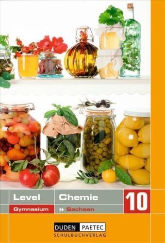 1 von 1 - Level Chemie 10. Schuljahr Schülerbuch. Gymnasium Sachsen von Claus Endisch,...