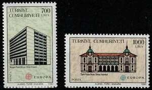 Turkye postfris 1990 MNH 2886-2887 - Europa / Cept