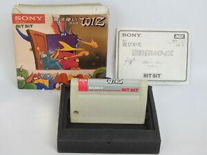 MSX-WIZ-HBS-G048C-Ref-2443-Sony-Japan-msx
