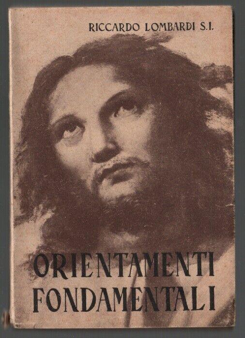 Gesù modello dell'anima religiosa  3° vol.