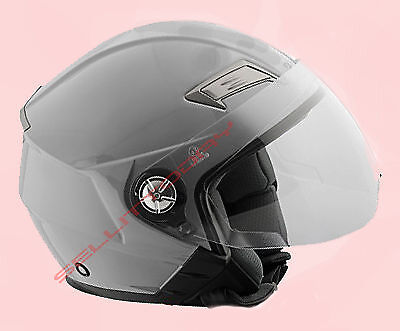 SPEED AND STRENGTH SS650 Solid Speed Motorcycle Helmet Gloss silver