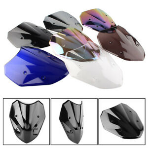 Motorcycle Front Windshield Screen For BMW S1000XR 2014-2018