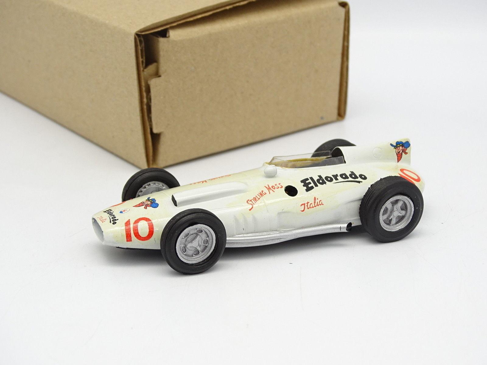 AutoStile Brianza Kit monté SB 1 43 - Maserati F1 Eldorado Monza GP 1958
