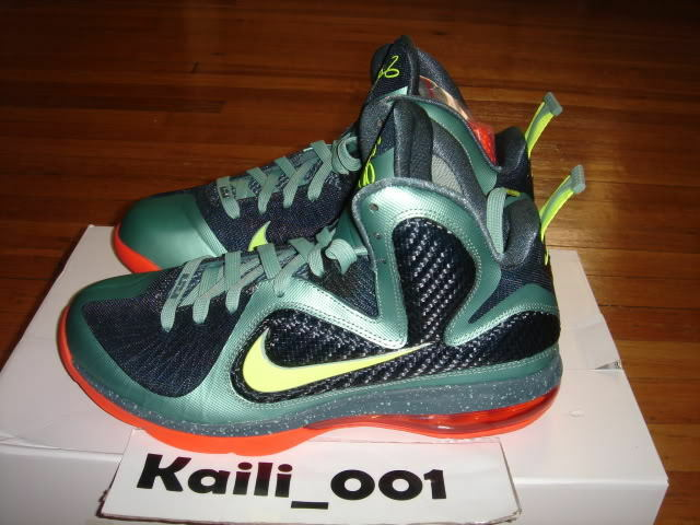 Nike Air Zoom Lebron 9 CANNON Big Bang B