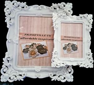 VINTAGE SHABBY CHIC FRENCH  STYLE,WEDDING MOTHER/'S DAY GIFT 5X7 inch PHOTO FRAME