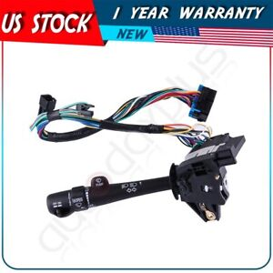 Image Is Loading Turn Signal Wiper Switch Lever Combination Function Fits