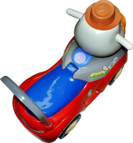 Ente Rutschauto Rutscher Kinderauto Rutschwagen car Spielzeug Walker Gehfrei