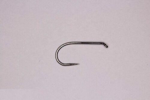 Fliegentom Fly hooks FT7210HQ Dry Fly Nymph 25 Pieces