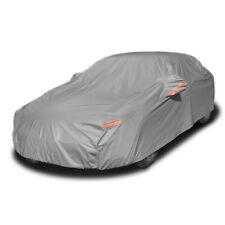 Waterproof Full Car Cover All Weather Protection Outdoor Indoor Dustproof SUV